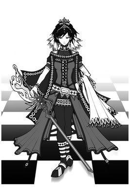 Stellar Spirit Keys Chess_queen
