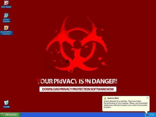 Protection et Prévention : Comment éviter les infections ImagePrivacy_Danger
