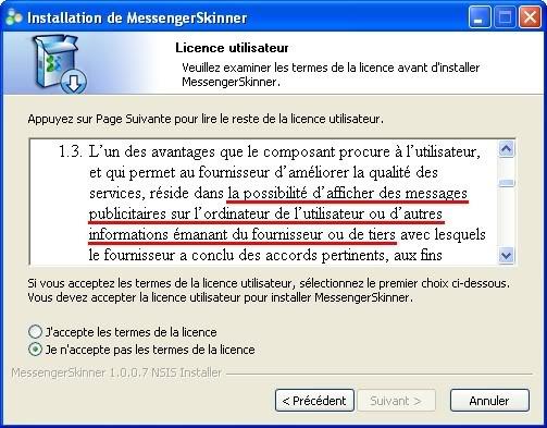 Protection et Prévention : Comment éviter les infections MessengerSkinner02