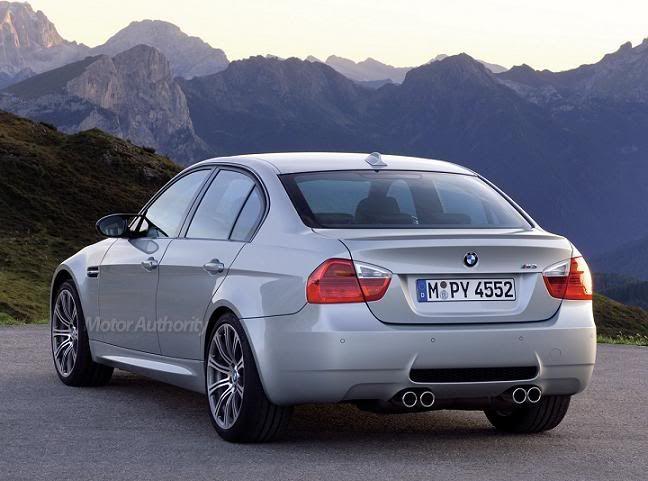 BMW M3 2008_BMW_M3_Sedan1