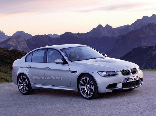 BMW M3 2008_BMW_M3_Sedan3