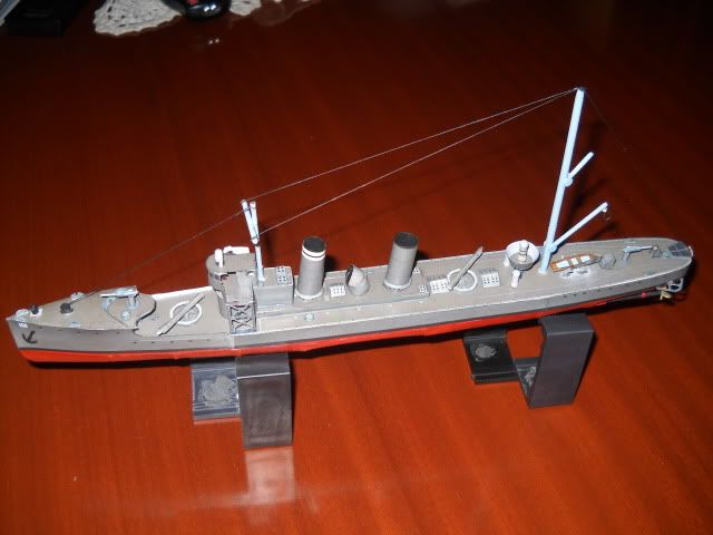 Torpedera V-108 Digital Navy DSCN0021
