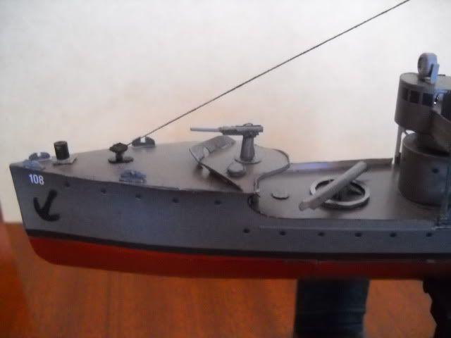 Torpedera V-108 Digital Navy DSCN0027