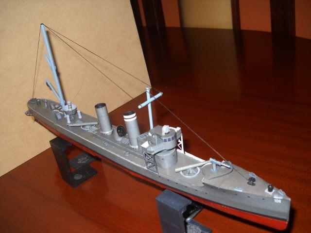 Torpedera V-108 Digital Navy DSCN0029