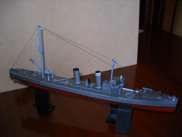 Torpedera V-108 Digital Navy DSCN0032
