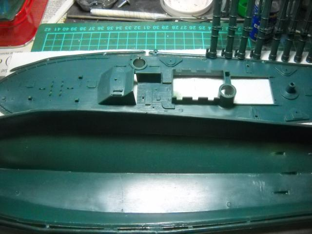 Torpedera PT 109 Revell 1/72 DSCN0459_zps1e14b37c