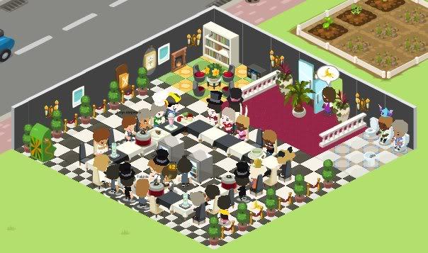 Restaurant City!! ChezGalouzeau