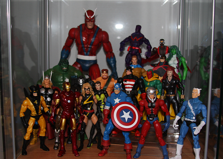Bolo's Collection Avengers