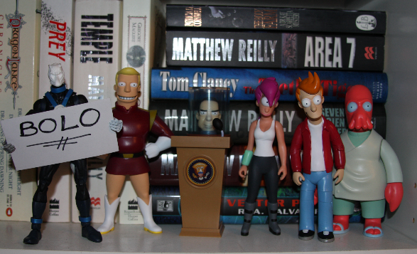 Recent Hauls Futurama