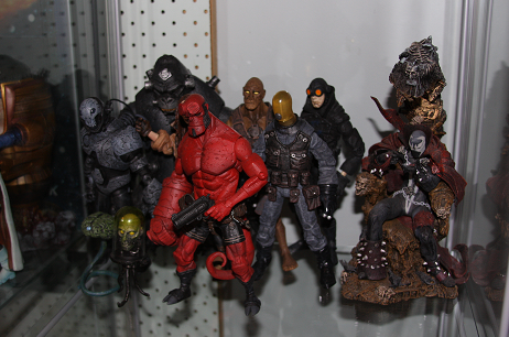 Bolo's Collection Hellboy