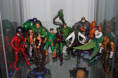 Bolo's Collection SpideyVillains