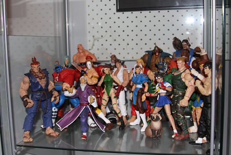 Bolo's Collection StreetFighter