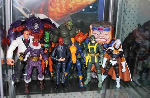 Bolo's Collection Villains