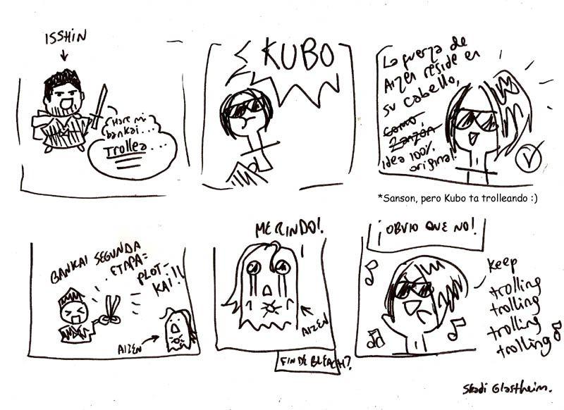 Bleach (anime manga) - Página 14 Keeptrolling