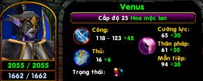 [Guide chọn lọc] Venus - Hoa Mộc Lan by Air._.Blade Hml_stat_lv25