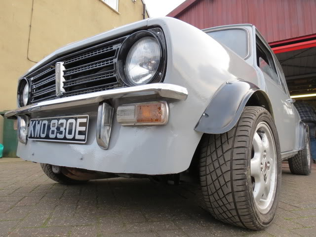 Mini with K series engine. (Phoenix) - Page 3 Arches004