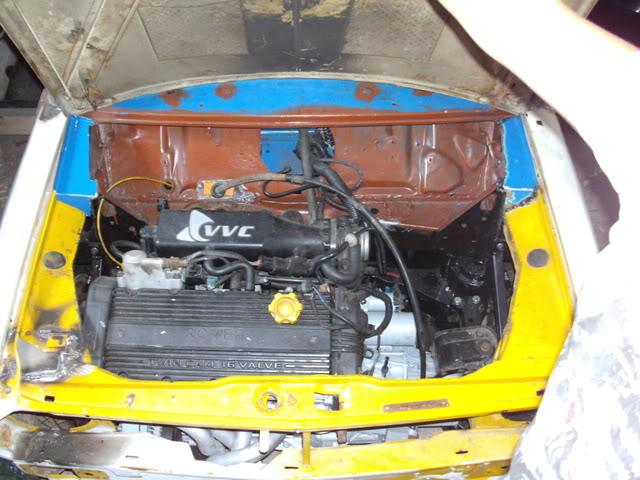 Mini with K series engine. (Phoenix) - Page 2 Fronton003