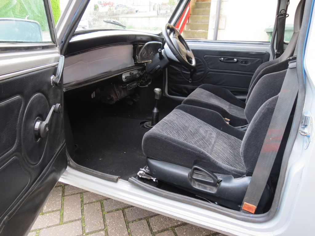 Mini with K series engine. (Phoenix) - Page 3 Interior2