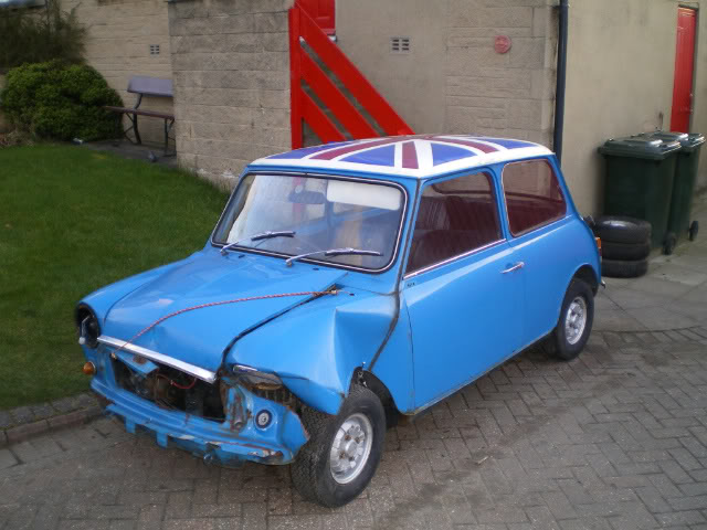 Mini with K series engine. (Phoenix) Pagent