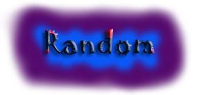 random stuff!!!! Random