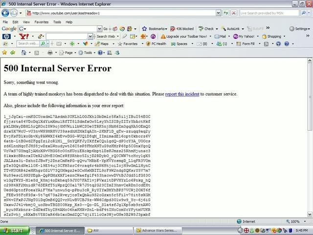 Annoying Youtube Monkeys Final Youtubemonkkkk