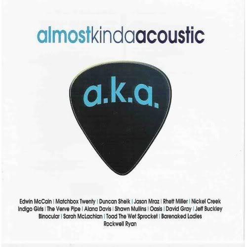 {MF} Almost Kinda Acoustic Volume 1 , 2 and 4  Album Aka1