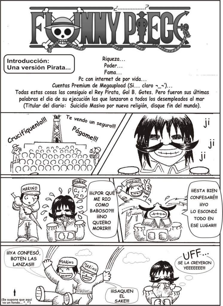 PROYECTOS: Funny Piece (Parodia de One Piece) y Alan el Concertador Grfico2