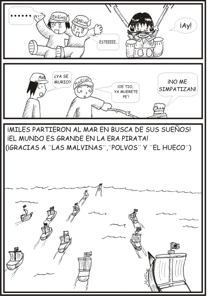 PROYECTOS: Funny Piece (Parodia de One Piece) y Alan el Concertador Grfico3
