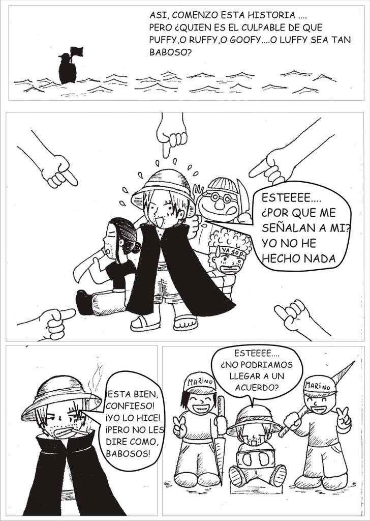 PROYECTOS: Funny Piece (Parodia de One Piece) y Alan el Concertador Grfico5