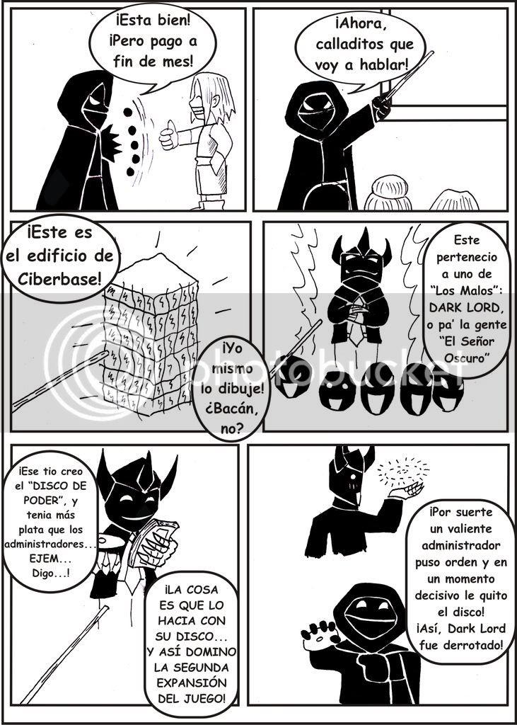Cronicas de Lokezz-zea Capitulo 2..XD Lokez-zeaiiPAGINA3