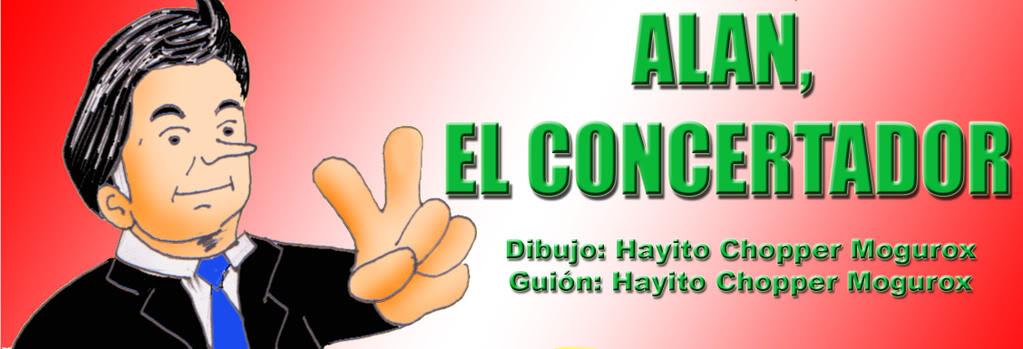 PROYECTOS: Funny Piece (Parodia de One Piece) y Alan el Concertador Titulocomic