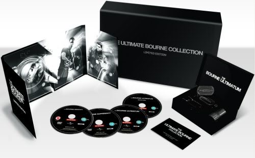 The Ultimate Bourne Collection : UK Edition 3497128l