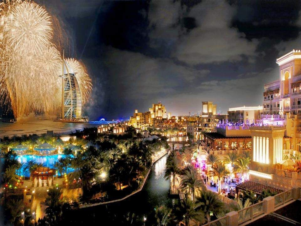 ~~Dubai Fireworks~~ DubaiFireworks2007-Wow
