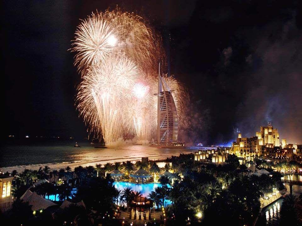 ~~Dubai Fireworks~~ D2ho7