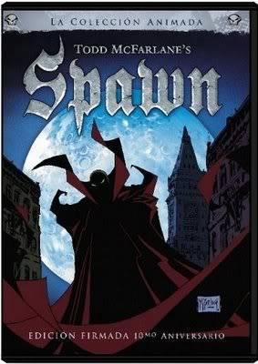 Spawn La Serie Animada [Español Latino][MP4] Spawn