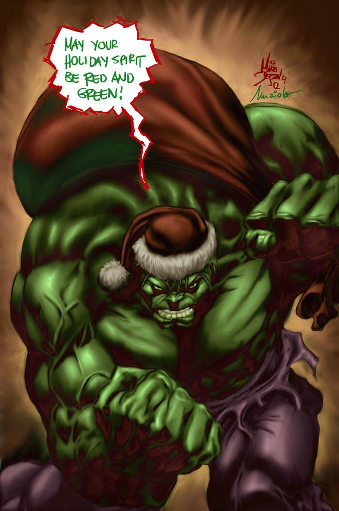 Part 14 / 6 HulkChristmas_MAIOLO