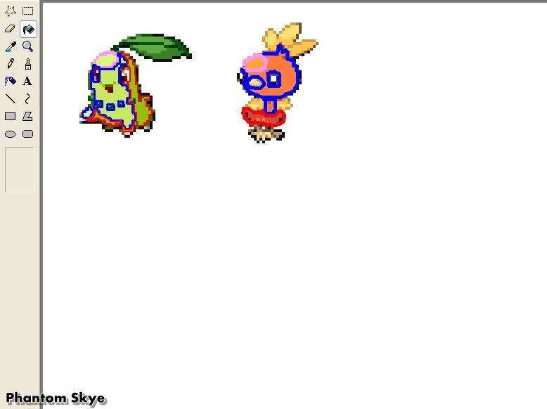 Hưởng dẫn Recolour Pokemon bằng Paint B2-2