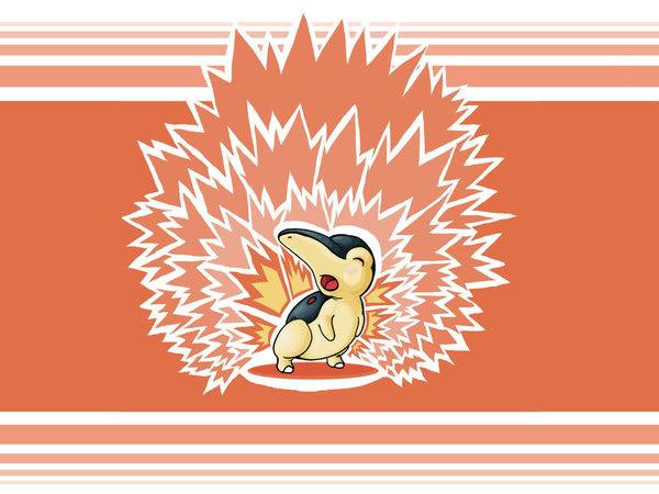 Nhận tìm , post hình Wallpaper pokemon , pokemon - Page 2 Blazing_Cyndaquil_WP_by_Xebeckle_il