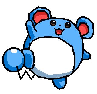 Những hình vẽ ngộ nghĩnh về pokemon bằng paint của thành viên . L-1