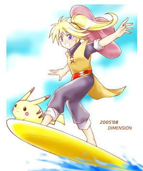 Nhận tìm , post hình Wallpaper pokemon , pokemon - Page 2 Yellow27
