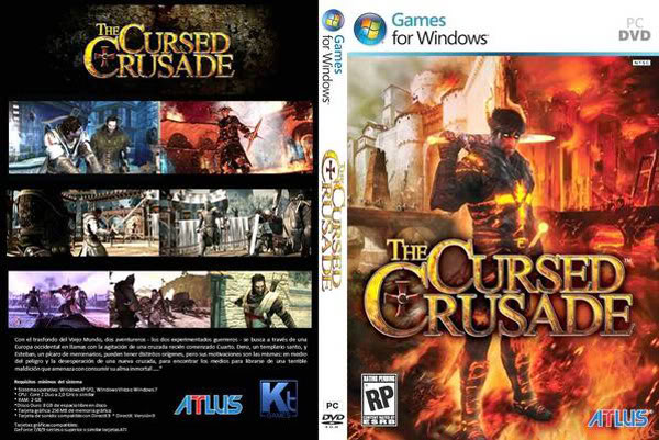 [PC/Games]The Cursed Crusade - นักรบต้องคำสา ป [Full-Repack/Howto/SS/Putlocker][1.3GB][Test & Work] Cccover2