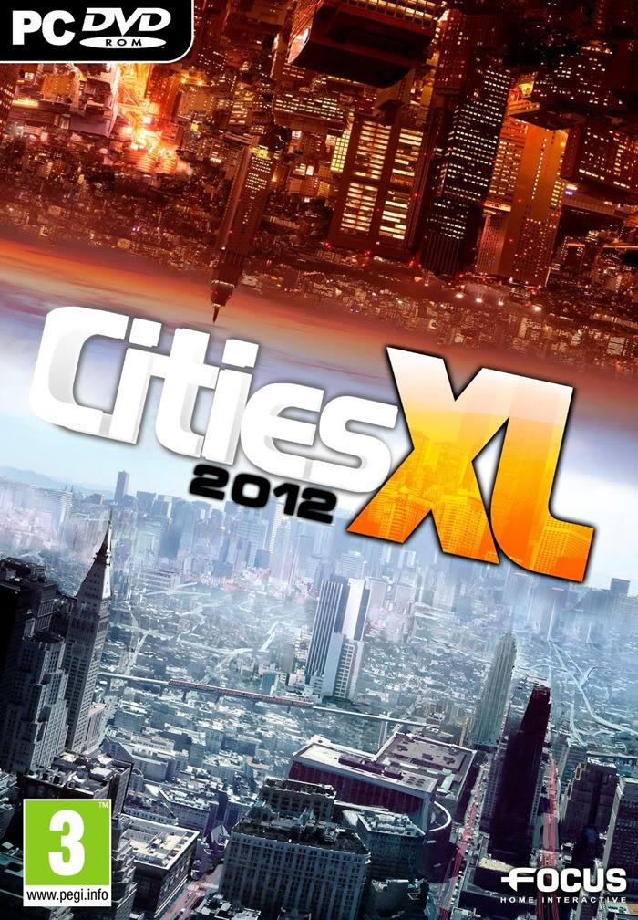 [PC/Games] Cities XL 2012 - มาสร้างโลกใบใหม่กันเถอะ [Full-Repack/Howto/SS/Multi][3GB][ka_jerng] Cxlcover