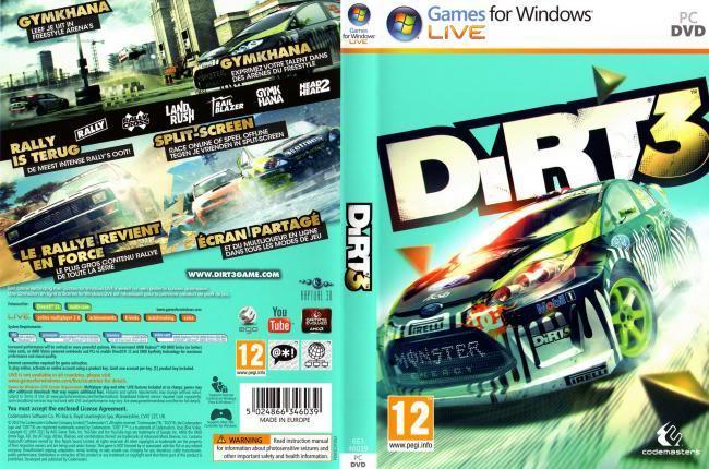[PC/Games] Dirt3 - เกมส์ขับรถที่ได้รับความนิยมอย่างมากมายในตอนนี้  [Full-Repack/Howto/SS/Multi][3.8G... D3cover2