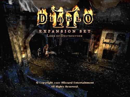 [PC/Games] Diablo 2 + Lord destruction แตกไฟล์แล้วเล่นได้เลย [ka-jerng][Full/Howto/SS/Muti] Db1