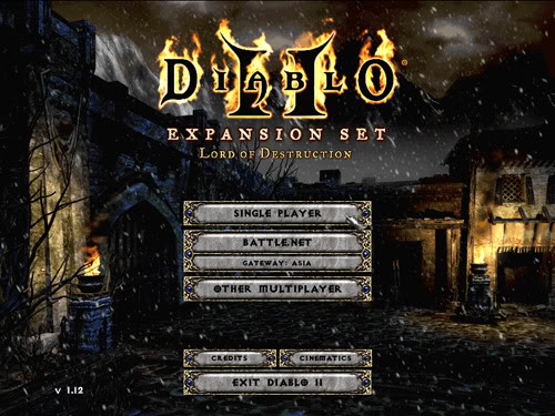 [PC/Games] Diablo 2 + Lord destruction แตกไฟล์แล้วเล่นได้เลย [ka-jerng][Full/Howto/SS/Muti] Db2