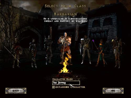 [PC/Games] Diablo 2 + Lord destruction แตกไฟล์แล้วเล่นได้เลย [ka-jerng][Full/Howto/SS/Muti] Db4