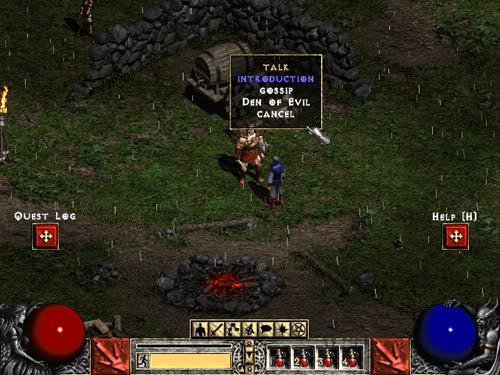 [PC/Games] Diablo 2 + Lord destruction แตกไฟล์แล้วเล่นได้เลย [ka-jerng][Full/Howto/SS/Muti] Db5