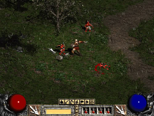 [PC/Games] Diablo 2 + Lord destruction แตกไฟล์แล้วเล่นได้เลย [ka-jerng][Full/Howto/SS/Muti] Db6