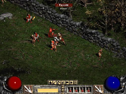 [PC/Games] Diablo 2 + Lord destruction แตกไฟล์แล้วเล่นได้เลย [ka-jerng][Full/Howto/SS/Muti] Db8