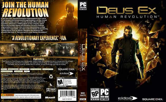 [PC/Games] Deus EX Human Evolution [Full-repack/Howto/SS/Multi][2.9GB][ka_jerng] Decover1
